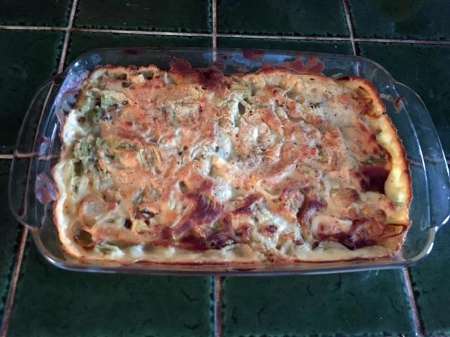 gratin de légumes